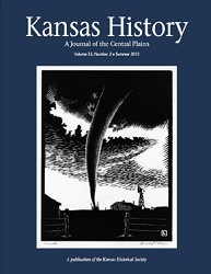 Kansas History - Vol. 33, No. 2