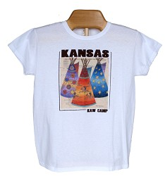Kaw Camp t-shirt Youth  XSM