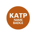 KATP Name Badge