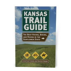 Kansas Trail Guide: The Best Hiking, Biking and Riding in th