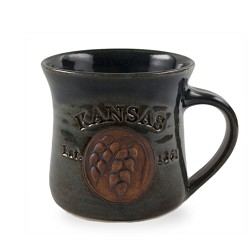 Kansas Wheat Mug