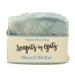 Almost Winter Soap Bar