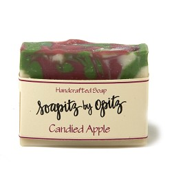Candied Apple Soap Bar
