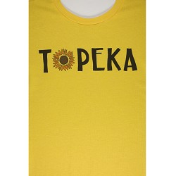 Topeka Sunflower T-Shirt A - 2 XL