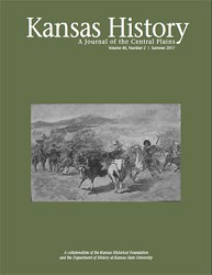 Kansas History - Vol. 40, No. 2