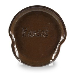 Kansas Spoon Rest Brown