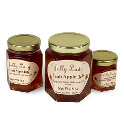 Crab Apple Jelly 4.5 oz