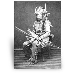 Comanche Warrior