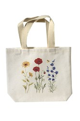Wildflower Gift Tote