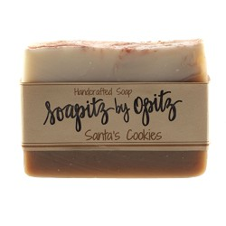 Santa's Cookies Soap Bar