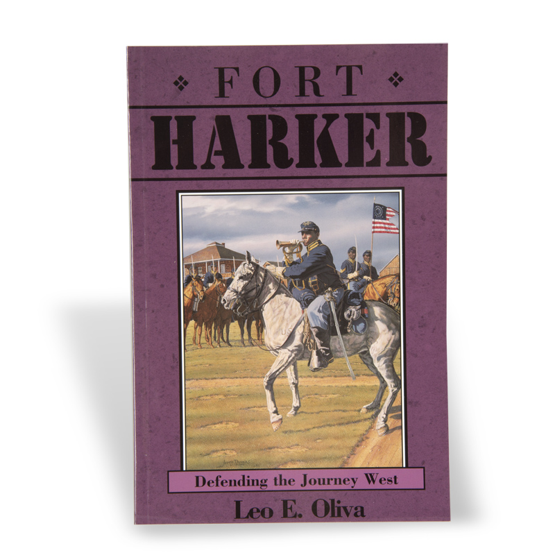 Fort Harker: Defending the Journey West