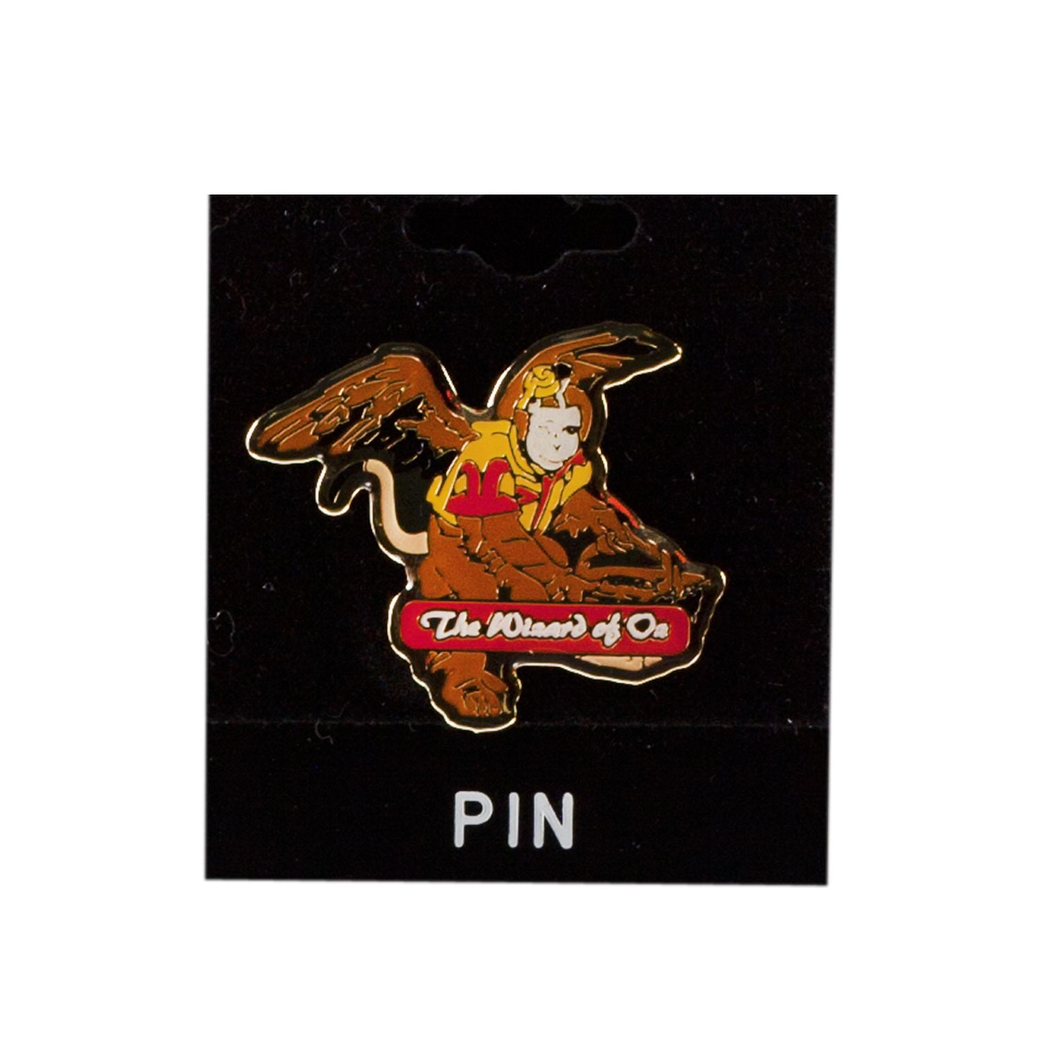 Flying Monkey Lapel Pin,P154C
