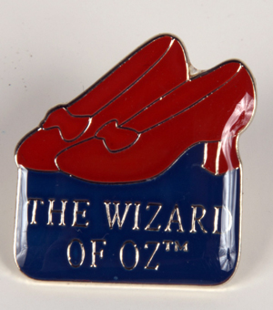 Red Shoes Pin,P147C