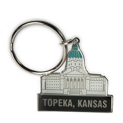 Capitol Key Ring (Topeka, Kansas)