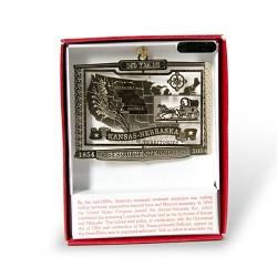 Kansas/Nebraska Territory Ornament