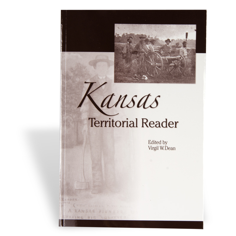 Kansas Territorial Reader,838