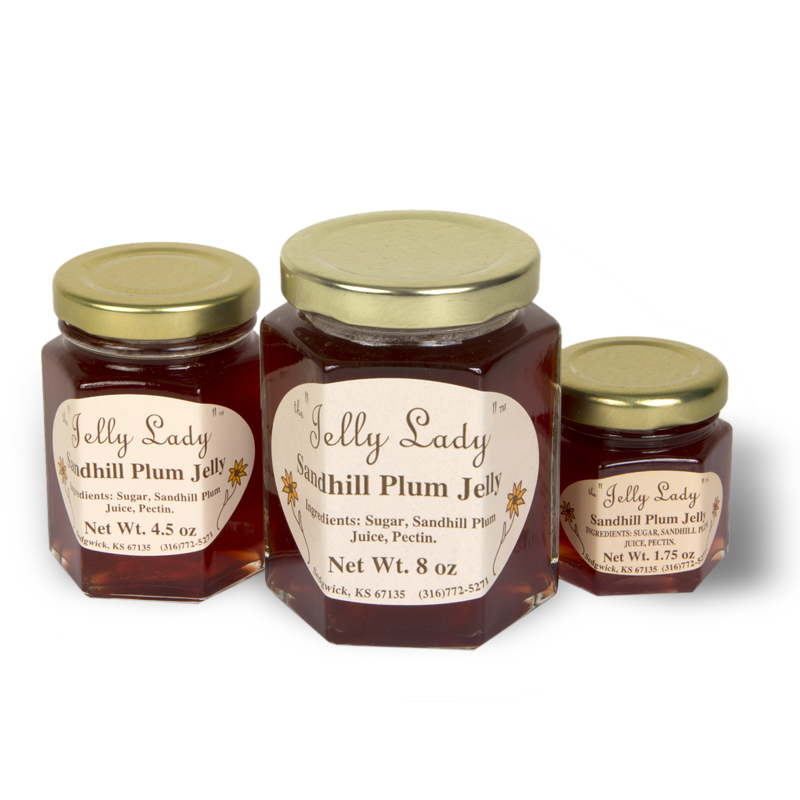 Sand Hill Plum Jelly