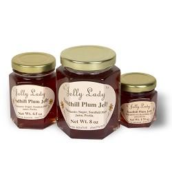 Sand Hill Plum Jelly