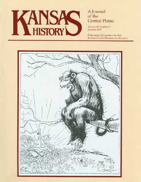 Kansas History - Vol. 30, No. 2,SUMMER 2007