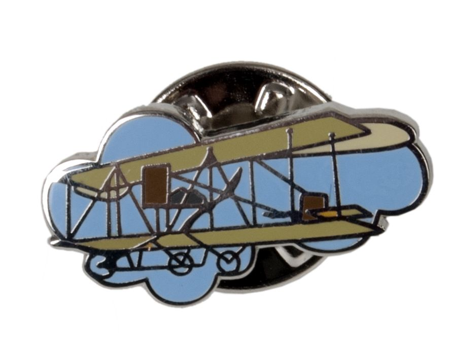 Our Biplane Lapel Pin