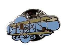Our Biplane Lapel Pin