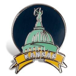 Capitol Lapel Pin