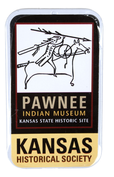 Pawnee Indian Museum Mints