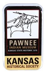 Pawnee Indian Museum Mints