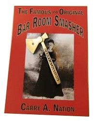 Carrie Nation pin