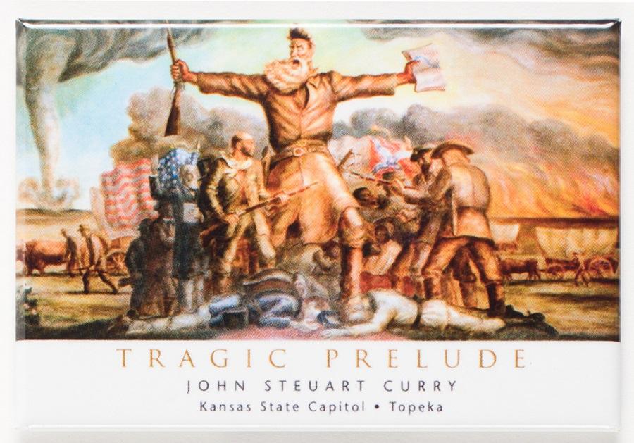 Tragic Prelude Mural 2X3 Magnet,59559