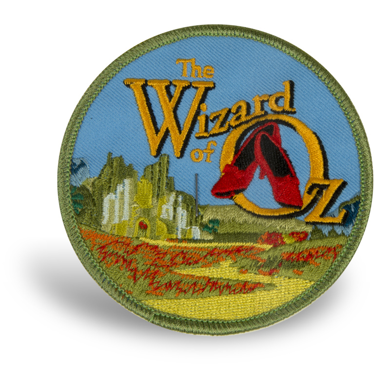 Wizard of Oz Arm Patch,100POZ