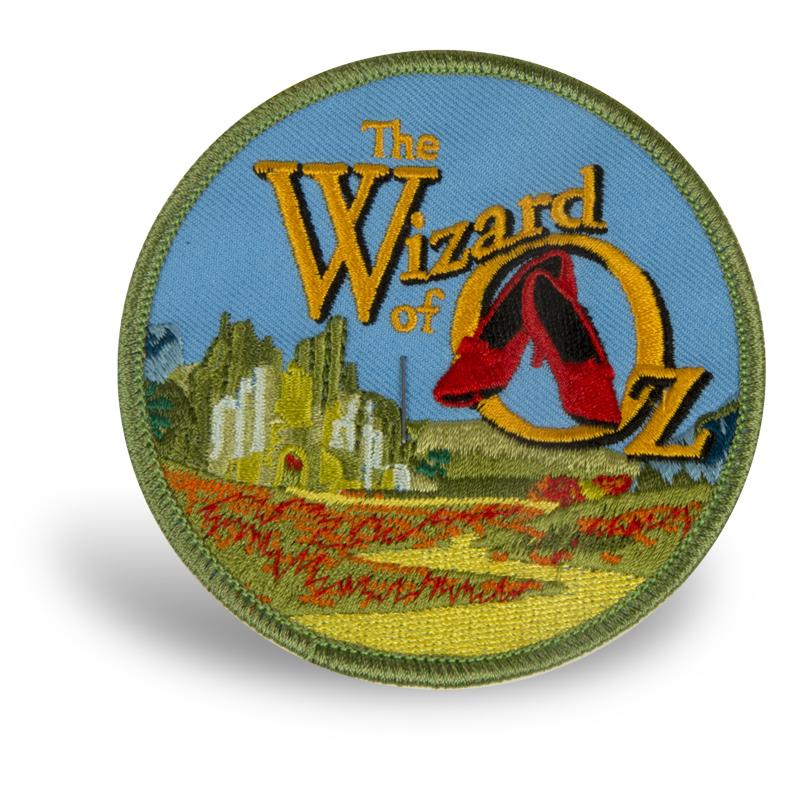 Wizard of Oz Arm Patch,100POZ