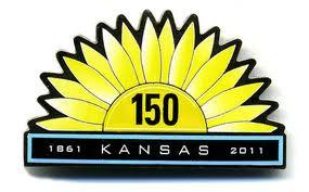 Kansas 150 pin