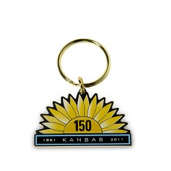 Logo 150th Key Chain
