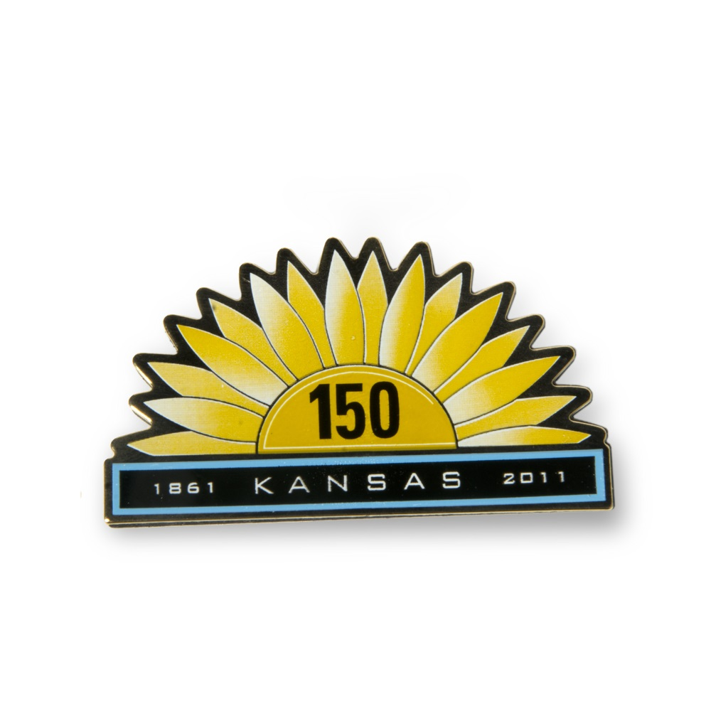 Logo 150th Magnet
