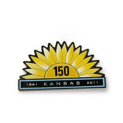 Logo 150th Magnet