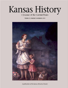 Kansas History - Vol. 33, No. 3,AUTUMN 2010