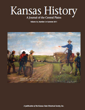Kansas History - Vol. 34, No. 2,SUMMER 2011