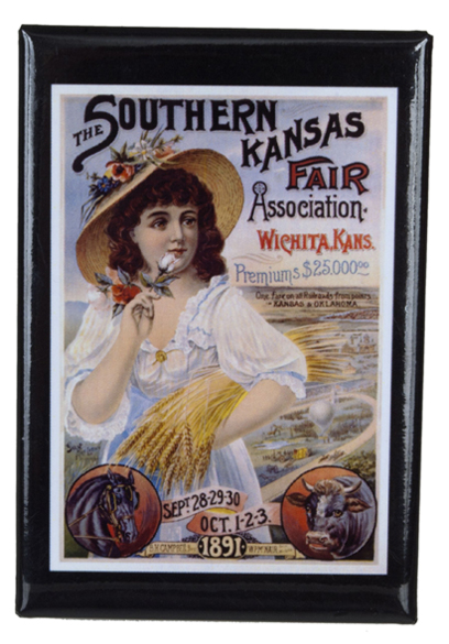 Southern Kansas Fair magnet