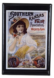 Southern Kansas Fair magnet