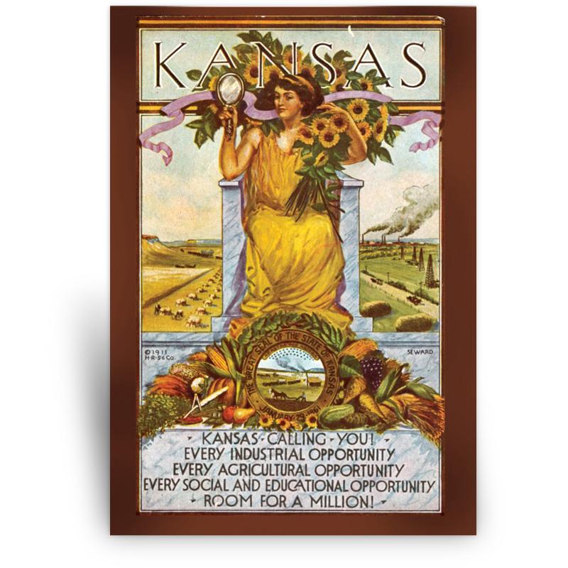 Kansas Calling You