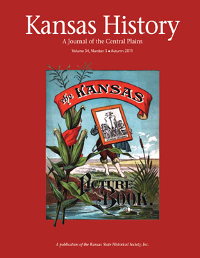 Kansas History - Vol. 34, No. 3,AUTUMN 2011