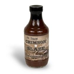 Crimson Blaze BBQ Sauce