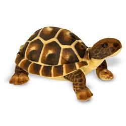Stuffed Brown Box Turtle