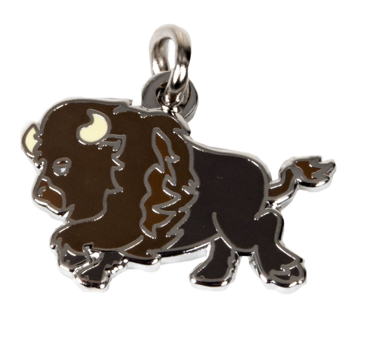 American Buffalo Charm