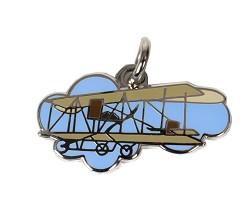 Our Plane Charm