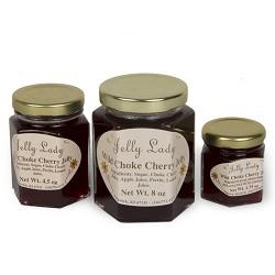 Wild Choke Cherry Jelly