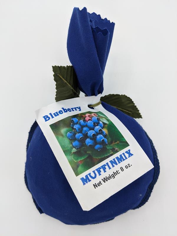 Blueberry Muffin Mix