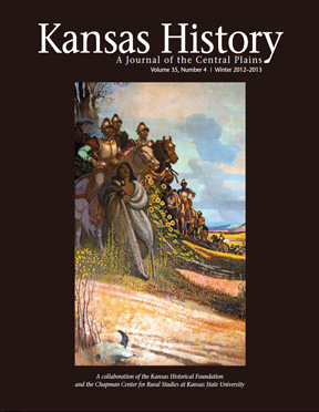 Kansas History - Vol. 35, No. 4