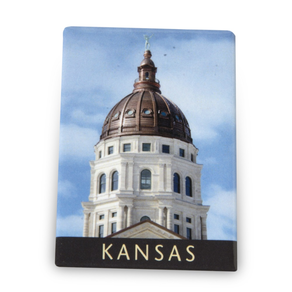 Capitol Dome 2X3 Magnet,59557